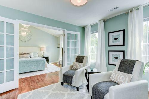 Medium Of Living Room Bedroom Together