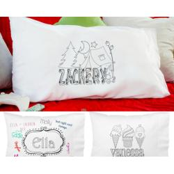 Small Crop Of Personalized Pillow Cases