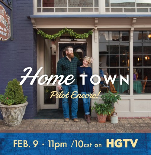 Medium Of Home Town Hgtv