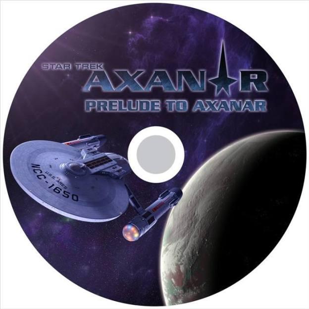 Prelude to Axanar DVD / Blu-Ray
