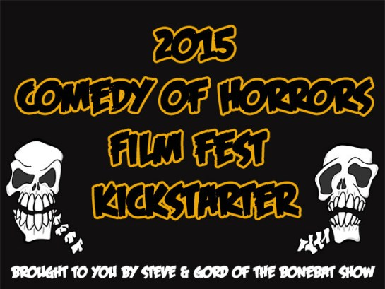 2015 Comedy of Horrors Film Fest Kickstarter