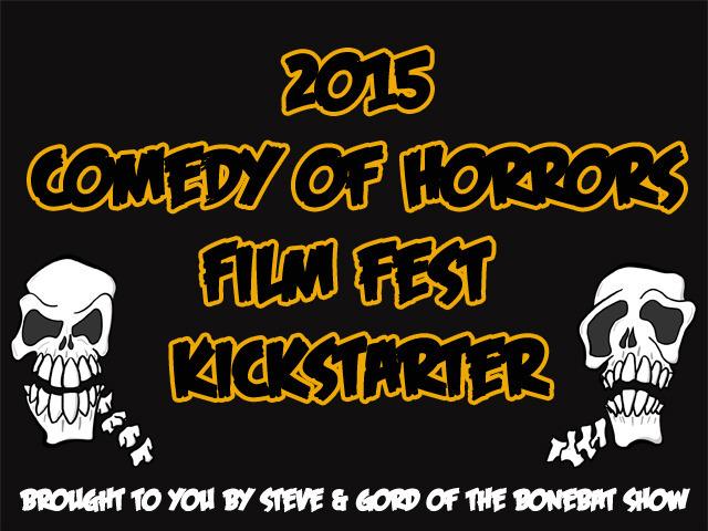 2015 Comedy of Horrors Film Fest Kickstarter