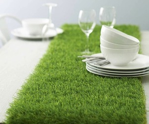 Artificial-grass-table-runner-m