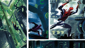Alex Ross Curates a New Collection of Super Hero Tales in 'Marvel' #1