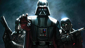 Greg Pak Previews 'Star Wars: Darth Vader' #1