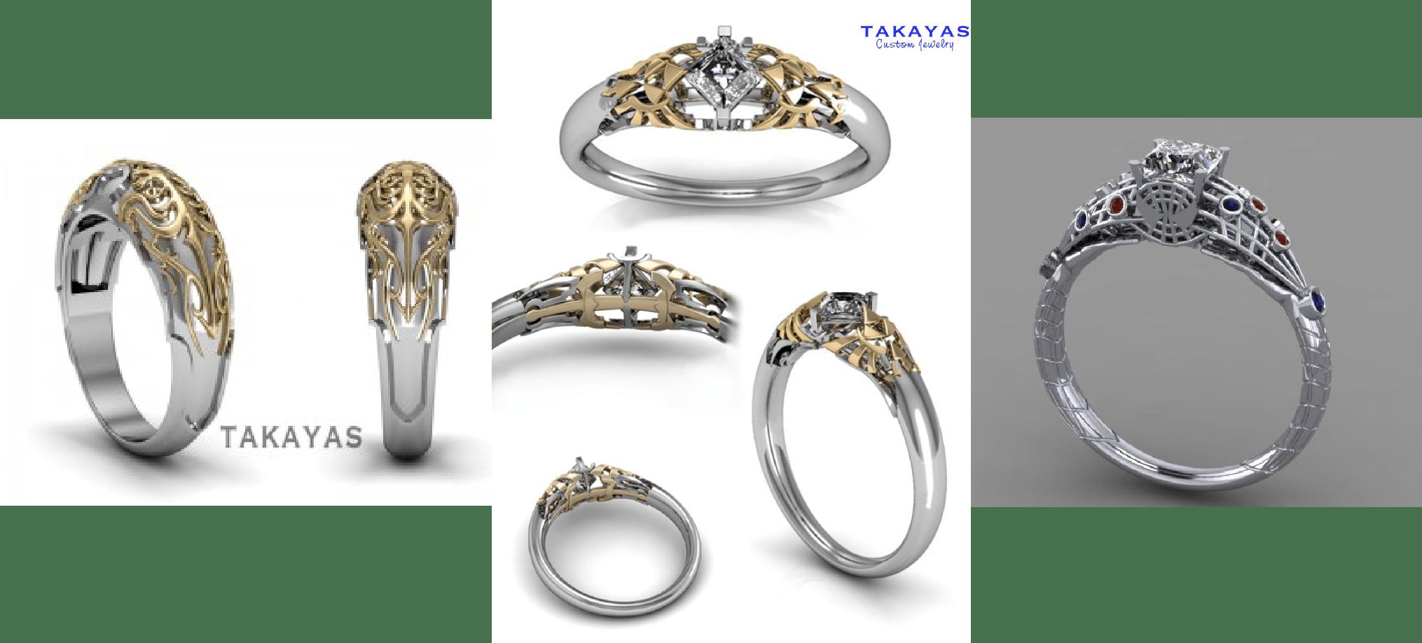 final fantasy wedding rings spiderman wedding ring Final fantasy wedding rings