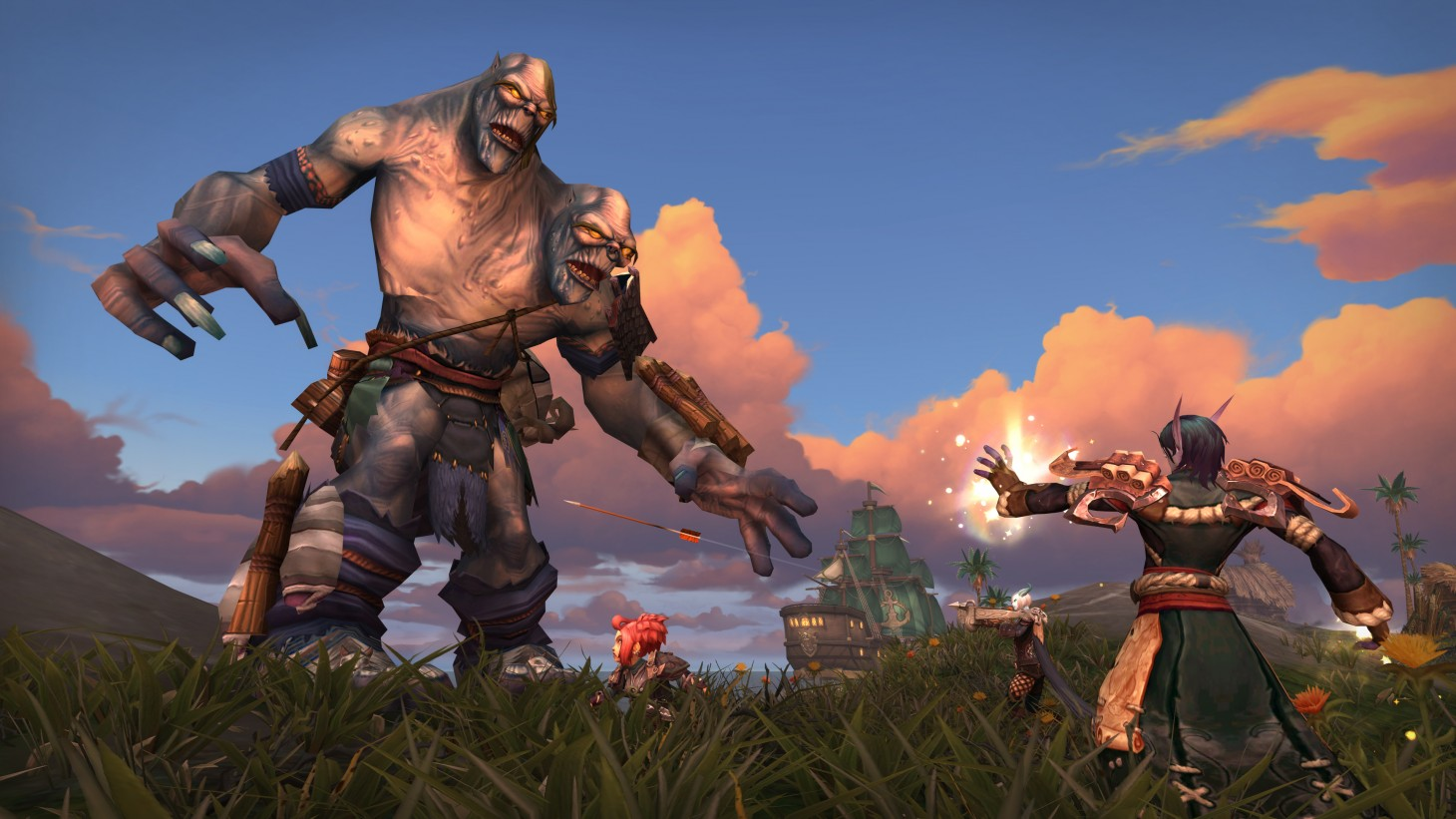 World of Warcraft  Battle for Azeroth Review   Successfully Landing     World of Warcraft  Battle for Azeroth Review   Successfully Landing On  Stormy Shores   Game Informer
