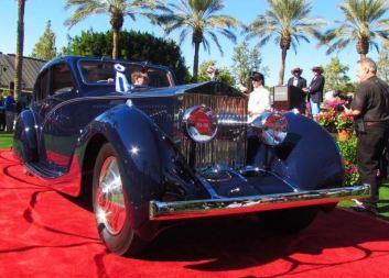 1932 Rolls-Royce Phantom II Continental Pillarless Berline