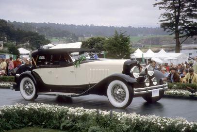 duPont Feature - 1931 duPont Model H Merrimac Sport Phaeton