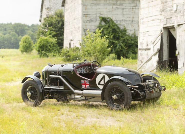 1931 Bentley 4.5-Liter Supercharged Le Mans