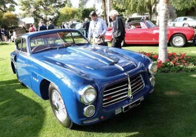 1951 Pegaso Z102 Berlinetta (photo: Bob Golfen)