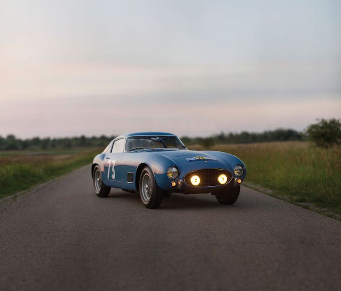 1956 Ferrari 250 GT Berlinetta Competizione Tour de France Right