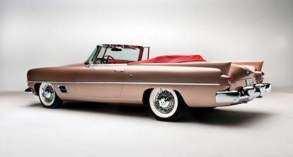 1957 Dual-Ghia Convertible Rear