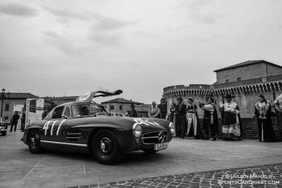 1956 Mercedes-Benz 300 SL Gullwing Coupe