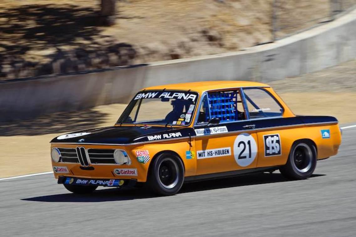 1970 ALPINA BMW 2002ti
