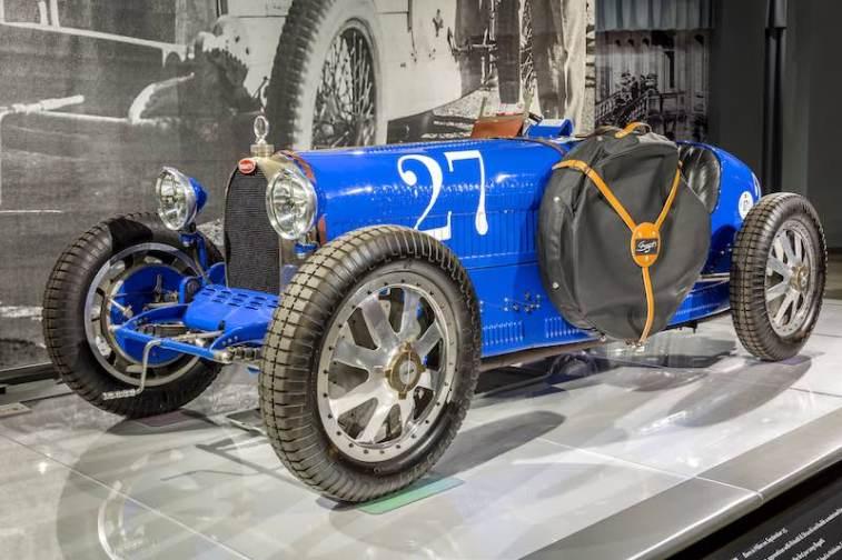 1925 Bugatti Type 35C Grand Prix