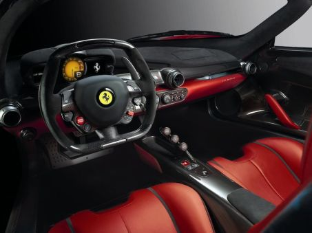 LaFerrari Interior 1