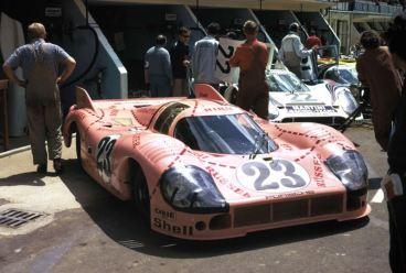 Porsche 917/20 'Die Sau', Le Mans 1971