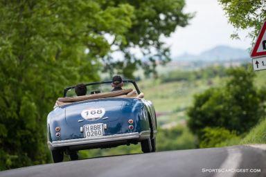 1948 Alfa Romeo 6C 2500 SS Cabriolet Pinin Farina