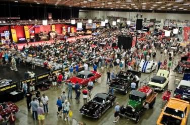 2013 Mecum Dallas Auction Overview