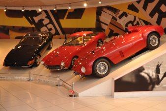 1954 Ferrari 375 Plus and 1964 Ferrari 250 GT Lusso Coupe