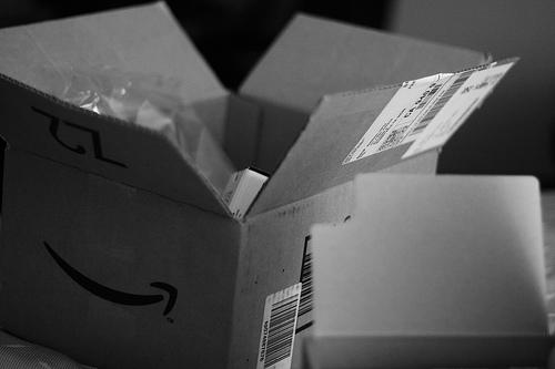 delivery box photo