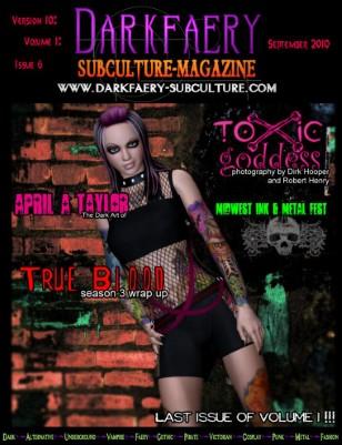 September 2010: Version 10: Volume 1: Issue 6