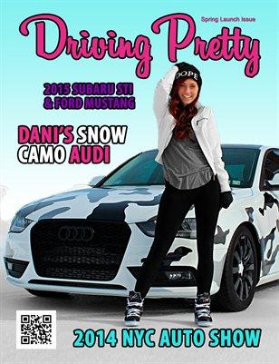 Driving Pretty Magazine