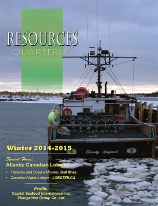 Resources Quarterly - Winter 2014-2015