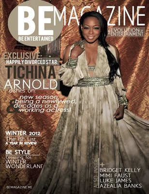 BE Magazine Presents THE WINTER ISSUE