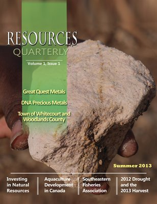 Resources Quarterly - Summer 2013