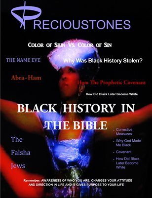 BLACK HISTORY IN THE BIBLE