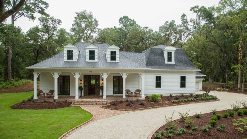 Medium Of Southern House Plans