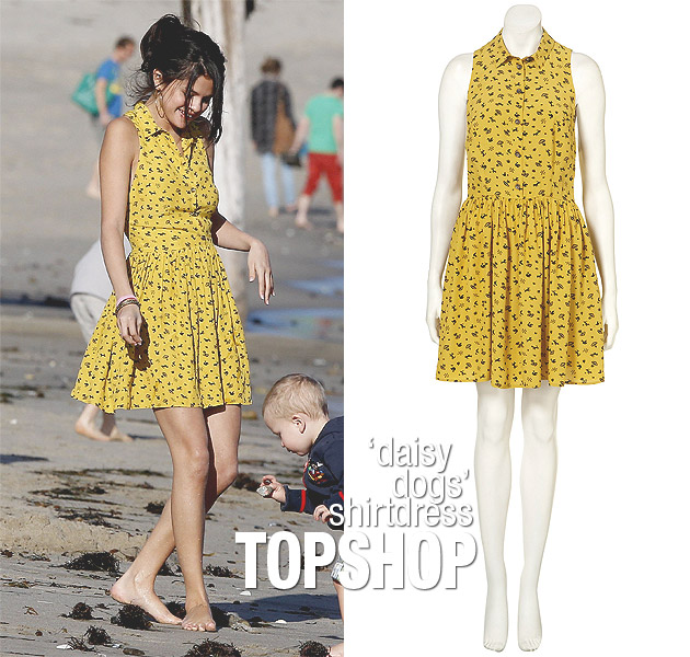 selena-gomez-topshop-daisy-dogs-dress