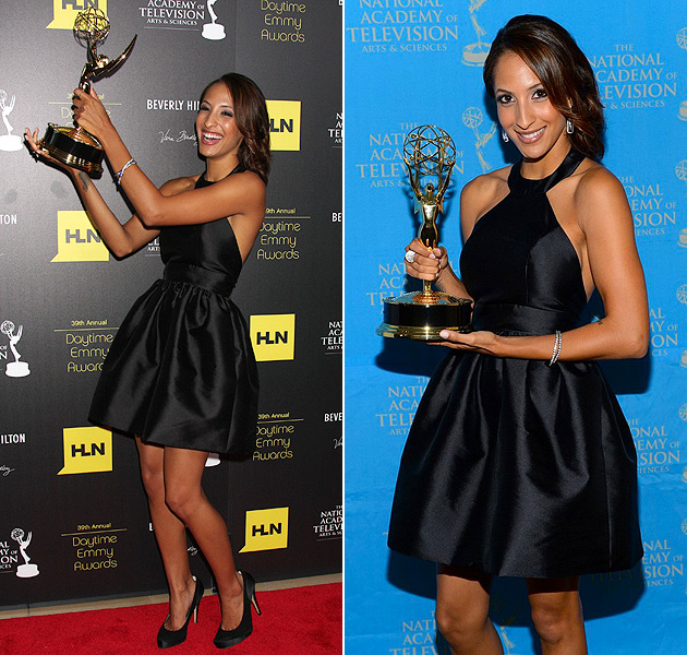 christel-khalil-emmy-2012-black-dress