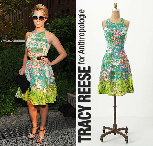 dianna-agron-tracy-reese-anthropologie