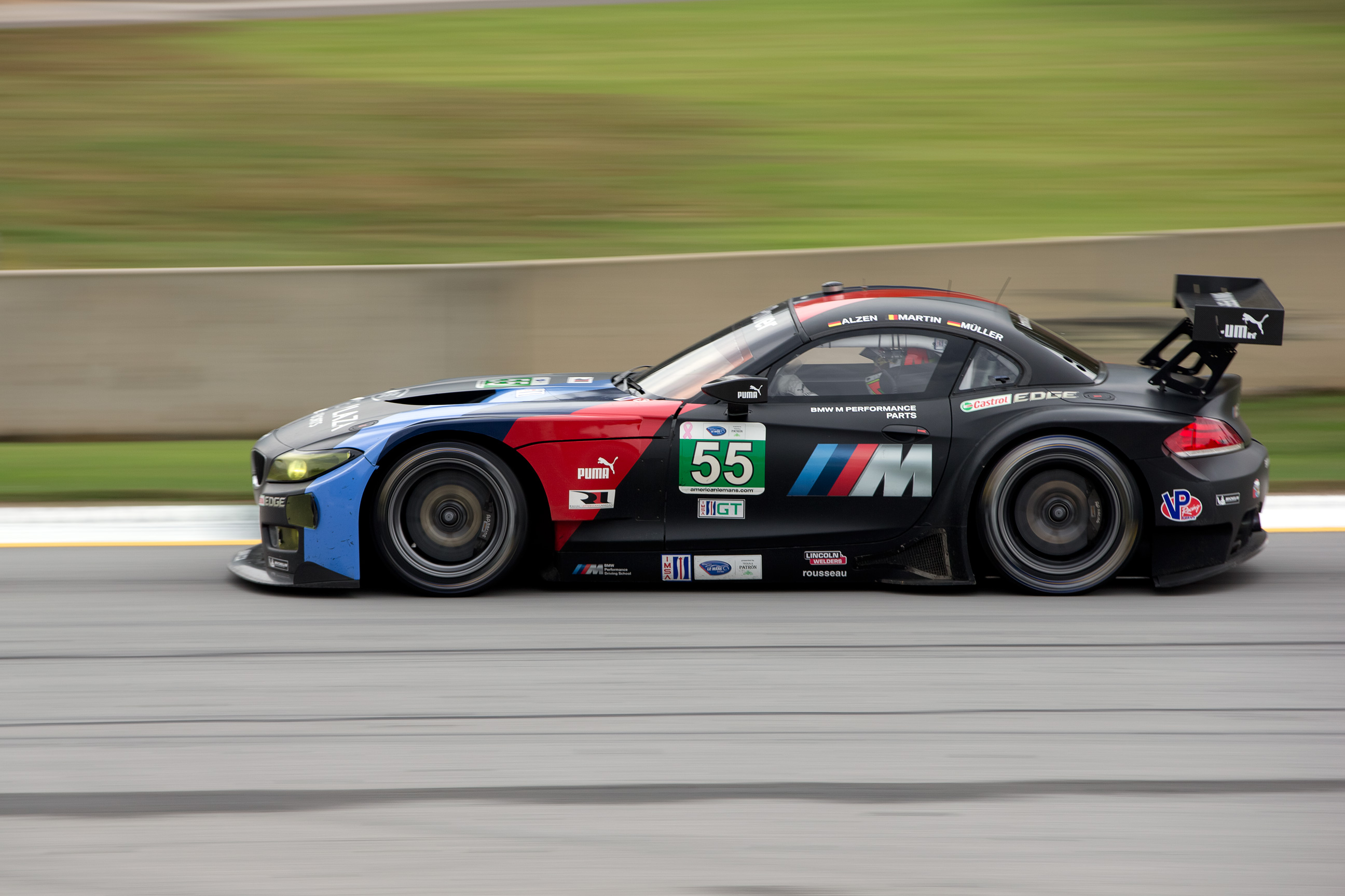 BMW Team RLL Prepares for the 12 Hours of Sebring - BimmerFile