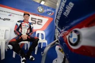 BMW Motorrad at Motorsport