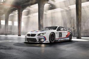 BMW M6 GTLM motorsport