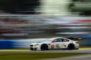 BMW Team RLL Finishes 4th in Ontario