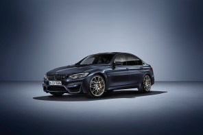 World Premier: BMW M3 Jahre Limited Edition
