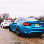 BMW 1M and M2