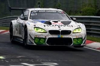 Nürburgring (DE), 26th-29th May 2016, 24h Nürburgring, BMW M6 GT3 #100, Schubert Motorsport, John Edwards (US), Jens Klingmann (DE), Lucas Luhr (DE), Martin Tomczyk (DE)