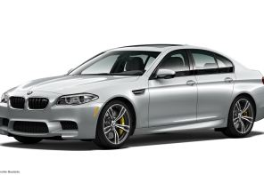 US Debut: BMW M5 Pure Metal Edition