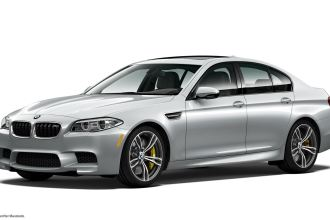 BMW_M5_Pure_Metal_Silver_Limited_Edition_1