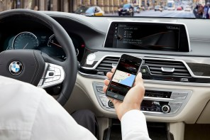 Video: BMW Showcases The New BMW Connected Smart Phone App Integration