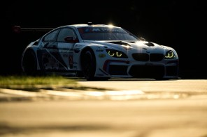 BMW Team RLL Finish with Mixed Results at VIR