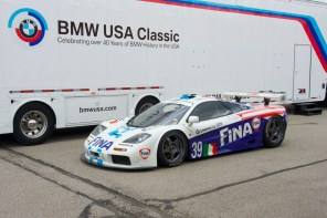 BMWUSA To Run 7 Classic Race Cars At The Rolex Monterey Motorsports Reunion