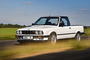 M3 Week: The Secret E30 M3 Truck Prototype
