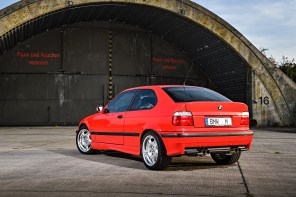 M3 Week: The One-Off E36 M3 Compact